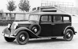 DIESEL: Mercedes 260D (1936)