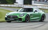9=: Mercedes-AMG GT R: 1min 8.30secs