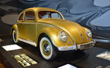 The one millionth Volkswagen (1955)