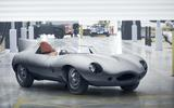 Jaguar's continuation D-type