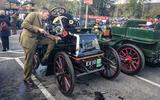 2017 London to Brighton Veteran Car Run
