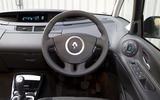 Renault Espace V6 - interior