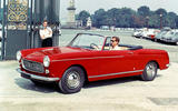 Peugeot 404: 1961