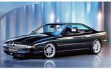 BMW 850 CSi (1993)