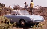 Fiat 850 Spider (1965)