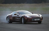 Aston Martin One-77 (2009-2012) - 220mph