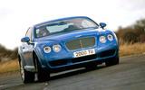 Bentley – Continental GT, 2003-: 66,000