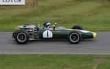BRM H16 - First used: 1966