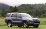 Toyota 4Runner (2002-on)