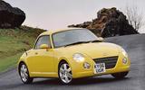 Daihatsu Copen (from £2500)