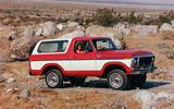 The second-generation Bronco (1977)