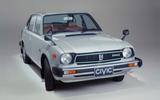 13. Honda Civic (1979)