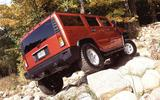 The Hummer H2, by the numbers (2002)