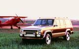 The XJ-generation Wagoneer (1984)