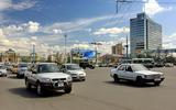 Mongolia: Right- and left-hand drive vehicles share the road