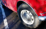 Wheels/Brakes:
