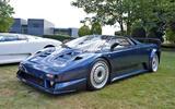 Bugatti A35 02 prototype (1991)