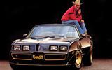 Pontiac Firebird Trans Am (Smokey and the Bandit, 1977)