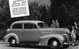 AUTOMATIC: Oldsmobile (1939)