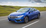 8. Honda Civic – Alliston, Canada; Greensburg, Indiana; Swindon, England – 377,286 units sold