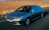 Peugeot 607 (1999)
