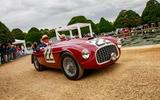 1949 Ferrari 166MM Barchetta Touring