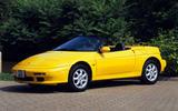 Lotus Elan (1995) – 2 models
