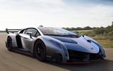 Lamborghini Veneno (2013-2014) - 221mph