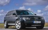 Audi Allroad from £2000