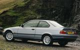 BMW 3 Series Coupe – from £2000