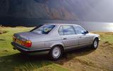 BMW 750iL Dish Alloys (1987)