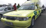 Volvo V90 Ambulance (2001)