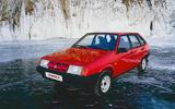 Lada Sputnik/Samara (1984)