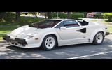 Lamborghini Countach Quattrovalvole (1985)