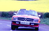Mercedes-Benz SL (237,287)