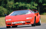 In comes the Countach QV