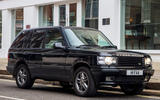 Range Rover Linley edition 1999 - hero front