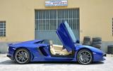 Lamborghini – scissor doors