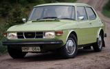 Saab 99 (Triumph)