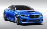 Subaru WRX concept (2013)