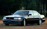 Toyota's LS (1990s)