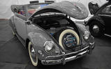 Volkswagen Beetle Karmann Cabriolet (1955)