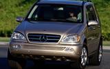 Mercedes-Benz M-Class (1997)