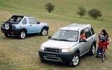 Land Rover Freelander (1997)