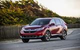 7. Honda CR-V – East Liberty, Ohio; Greensburg, Indiana; Alliston, Canada – 377,895 units sold