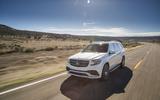 Mercedes-Benz GLS – 5335lb (2425kg)