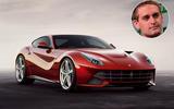 Evan Spiegel - Ferrari F12
