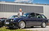 BMW 3 Series Touring (1987)