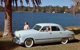 Ford's 1949 range, by the numbers