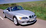 BMW Z3 (from £3000)